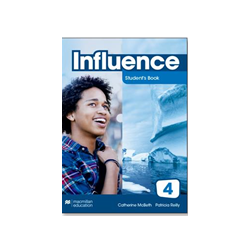 Influence 4 Student´s Book...